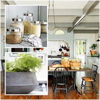 Chọn vật liệu 'giá mềm' cho sàn phòng bếp-10