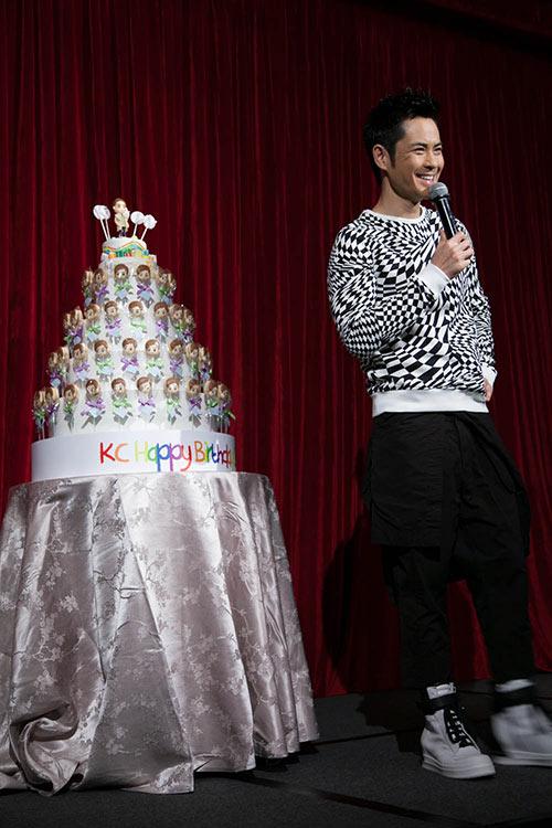 Tú Trung bất ngờ được mời dự sinh nhật Trịnh Gia Dĩnh-3