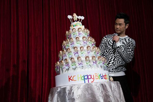 Tú Trung bất ngờ được mời dự sinh nhật Trịnh Gia Dĩnh-4