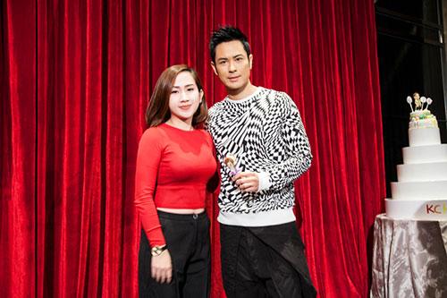Tú Trung bất ngờ được mời dự sinh nhật Trịnh Gia Dĩnh-8