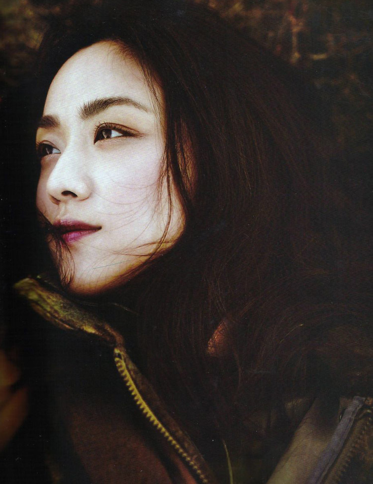 Thang Duy khoe nét đẹp Hàn Quốc