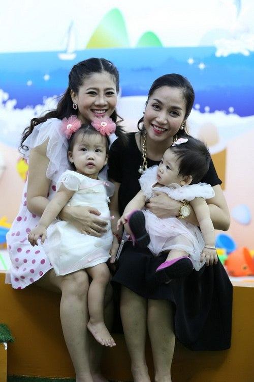 Ốc Thanh Vân làm mẹ nuôi con gái Mai Phương-6