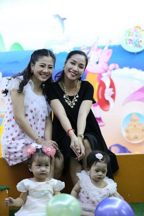Ốc Thanh Vân làm mẹ nuôi con gái Mai Phương-7