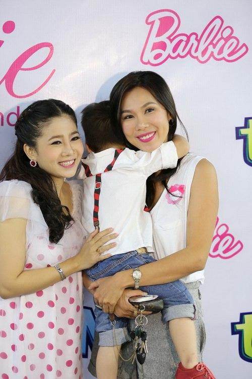 Ốc Thanh Vân làm mẹ nuôi con gái Mai Phương-11