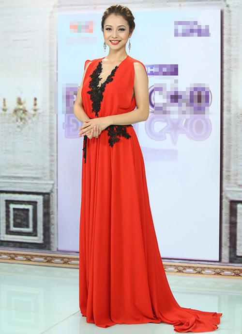 Những bộ váy ngắm mãi không chán của Jennifer Phạm - 1