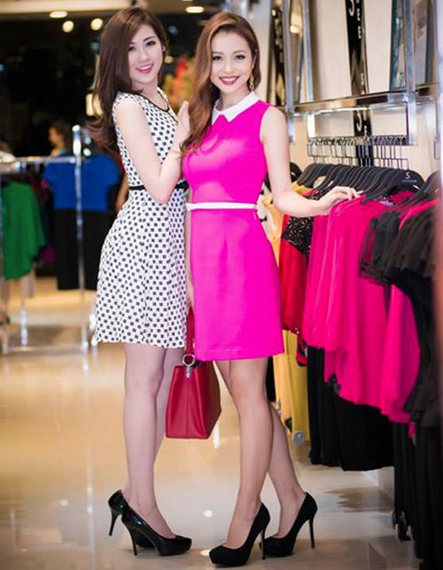 Những bộ váy ngắm mãi không chán của Jennifer Phạm - 11