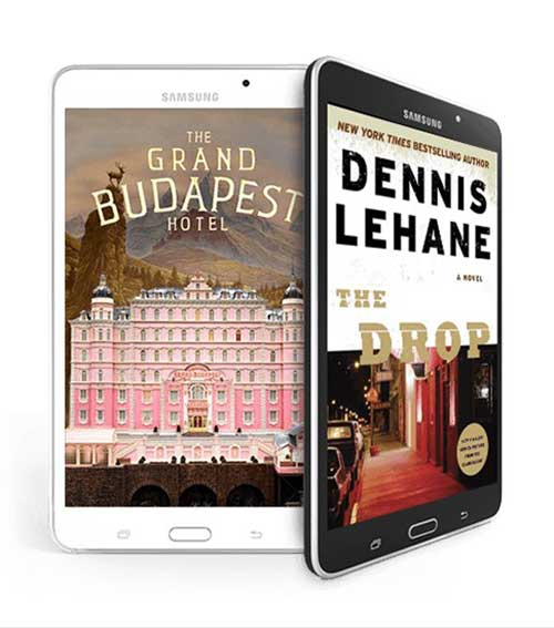Samsung ra mắt Galaxy Tab 4 Nook giá rẻ-7