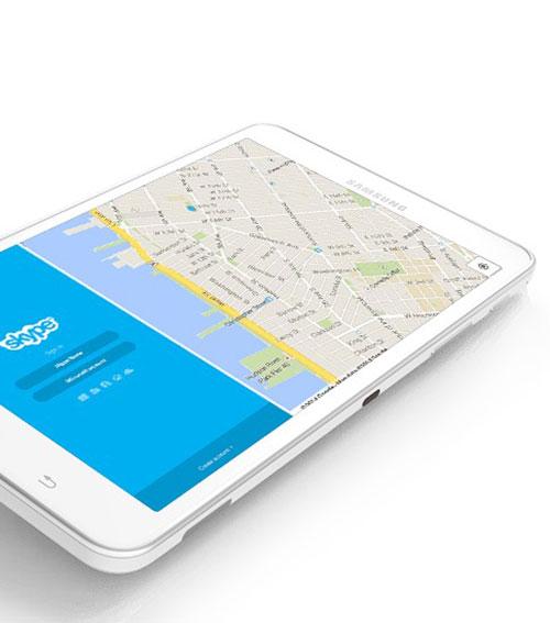 Samsung ra mắt Galaxy Tab 4 Nook giá rẻ-8