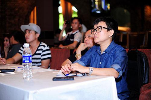 van anh - tu vi ru nhau casting cap doi hoan hao 2014 - 1