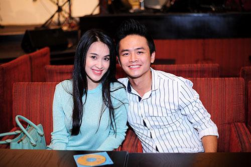 van anh - tu vi ru nhau casting cap doi hoan hao 2014 - 2