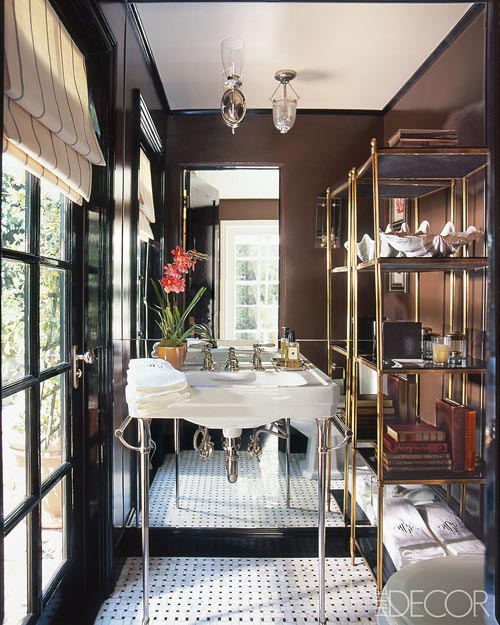 13 giải pháp 'cực đỉnh' cho phòng tắm nhỏ-10