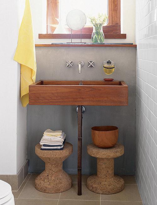 13 giải pháp 'cực đỉnh' cho phòng tắm nhỏ-12