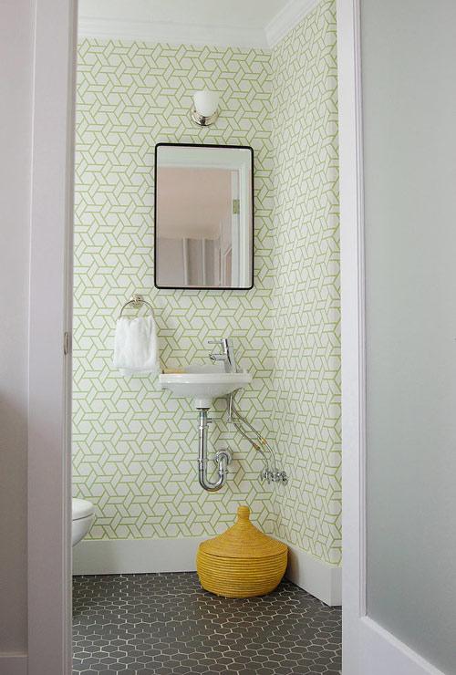 13 giải pháp 'cực đỉnh' cho phòng tắm nhỏ-13