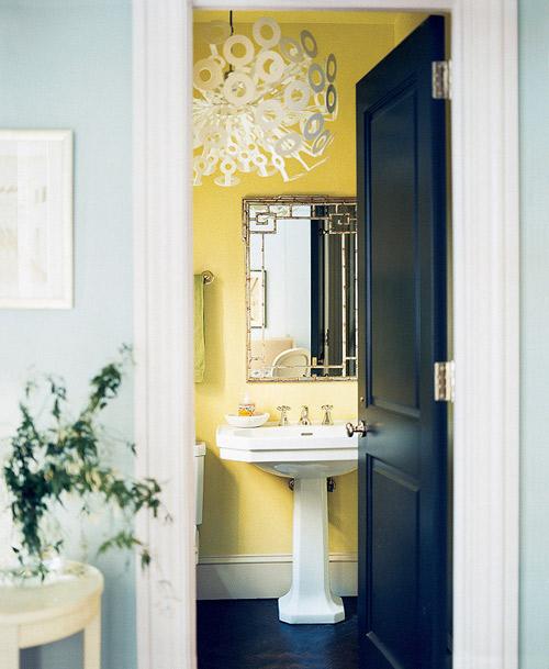 13 giải pháp 'cực đỉnh' cho phòng tắm nhỏ-2