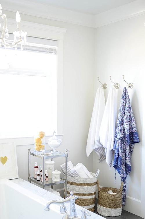13 giải pháp 'cực đỉnh' cho phòng tắm nhỏ-3