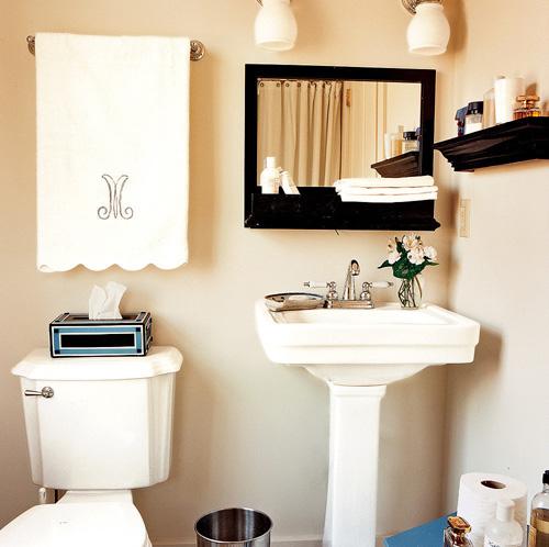 13 giải pháp 'cực đỉnh' cho phòng tắm nhỏ-4