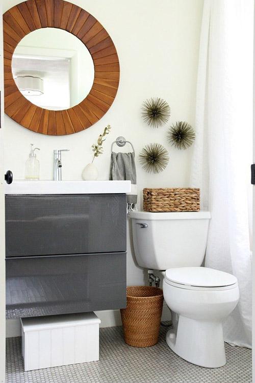 13 giải pháp 'cực đỉnh' cho phòng tắm nhỏ-7