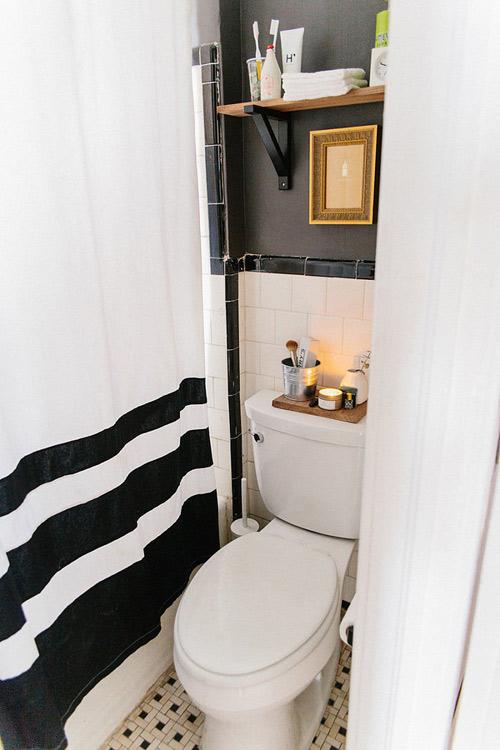 13 giải pháp 'cực đỉnh' cho phòng tắm nhỏ-9