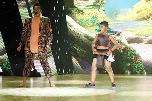 Liveshow 1: Bước nhảy hoàn vũ nhí rực rỡ màu cổ tích-12