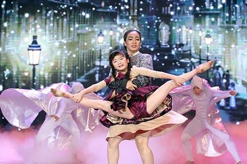 Liveshow 1: Bước nhảy hoàn vũ nhí rực rỡ màu cổ tích-14