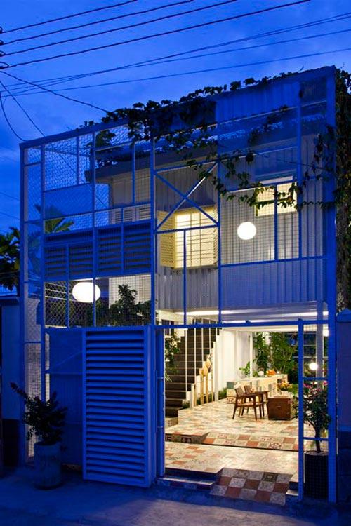 Ngắm 40m2 nhà 2 tầng giá rẻ 'nổi trội' ở Bình Dương-2