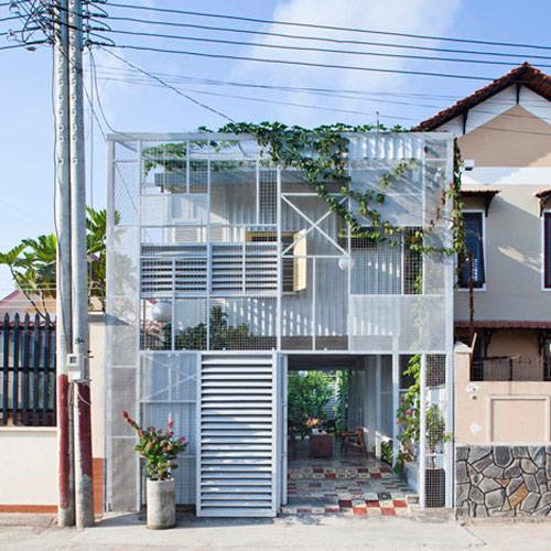 Ngắm 40m2 nhà 2 tầng giá rẻ 'nổi trội' ở Bình Dương-3