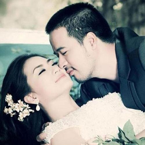 """Lộ ảnh cưới của """"kiều nữ"""" Ngọc Lan và Đoàn Thanh Tài - 1"""