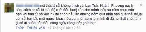 MasterChef Việt: Khánh Phương thẳng tính nên bị... ghét-3