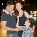 Làng sao - Sao Việt hạnh phúc mặc chuyện con chung con riêng