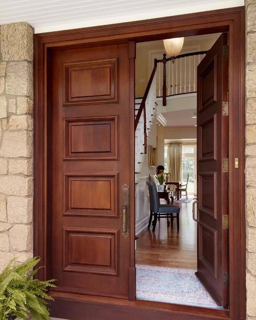 Locked Door Foyer Bonfire : Chọn kích thước cửa ra vào tránh được xui xẻo nhà đẹp