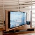 Nhà đẹp - Kệ TV xoay lý tưởng cho ngôi nhà hiện đại