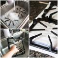 Nhà đẹp - Mẹo vệ sinh kiềng bếp ga nhanh sạch