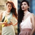 Thời trang - Huyền Trang xuất hiện nổi bật trên tạp chí Singapore