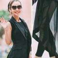 Thời trang - Jennifer Phạm bất ngờ mặc quần xuyên thấu