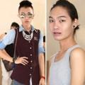 Thời trang - VNTM 2014: Tròn mắt với thời trang unisex của thí sinh nam
