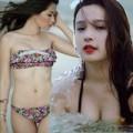 Thời trang - Những gái một con Vbiz mặc bikini đẹp sững sờ
