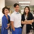 Làng sao - Cùng Trịnh Tú Trung đột nhập đại bản doanh TVB