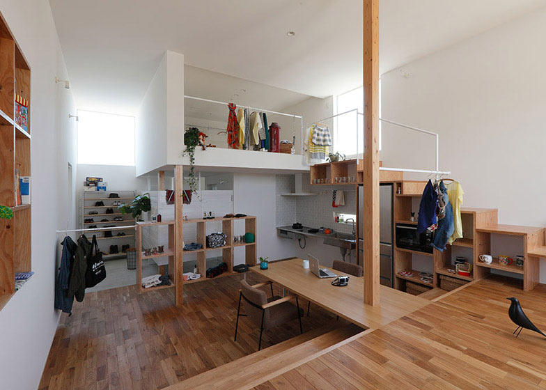 Học hỏi thiết kế căn hộ kết hợp quán cafe-6