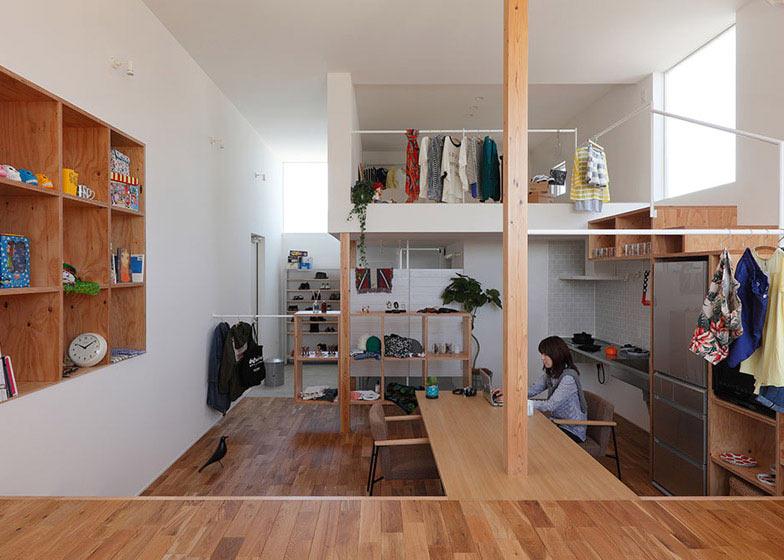 Học hỏi thiết kế căn hộ kết hợp quán cafe-8