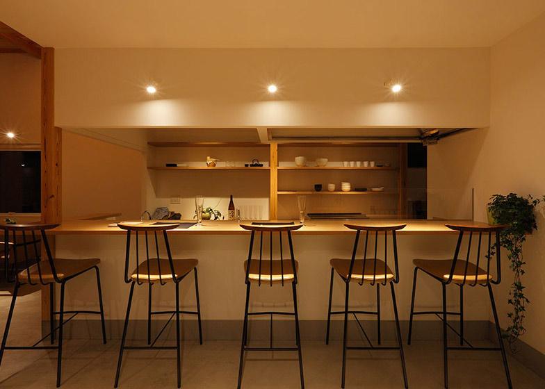 Học hỏi thiết kế căn hộ kết hợp quán cafe-3