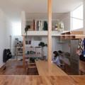 Nhà đẹp - Học hỏi thiết kế căn hộ kết hợp quán cafe
