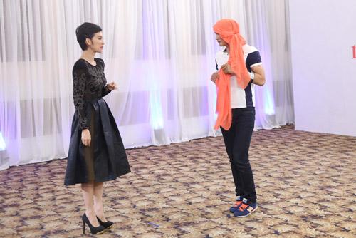 VNTM 2014: Vòng phỏng vấn thí sinh lộ nhiều tài lẻ-3