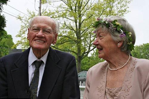 Ông lão cưới 'người thương' sau 62 năm thất lạc-1