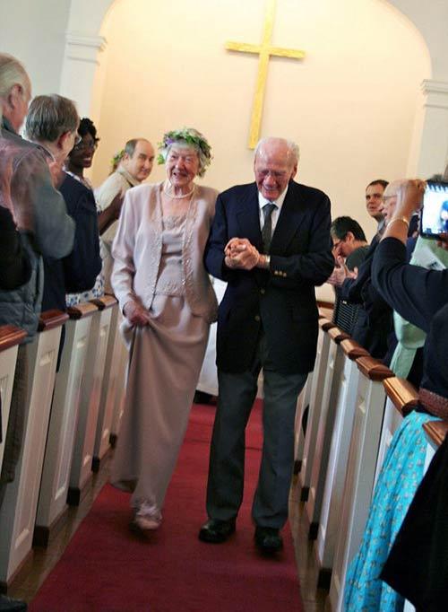 Ông lão cưới 'người thương' sau 62 năm thất lạc-4