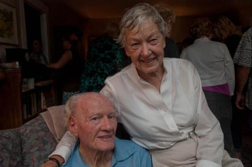 Ông lão cưới 'người thương' sau 62 năm thất lạc-7