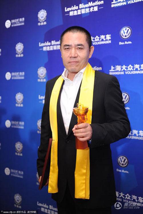 """Đồng Lệ Á """"thắng đậm"""" tại Lễ trao giải Hoa Đỉnh - 3"""