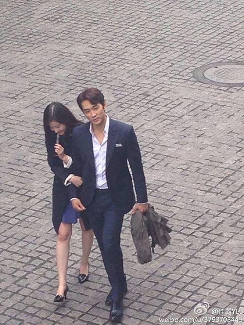 """Lộ ảnh Lưu Diệc Phi bên """"tình mới"""" Song Seung Hun-7"""