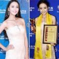 """Làng sao - Đồng Lệ Á """"thắng đậm"""" tại Lễ trao giải Hoa Đỉnh"""