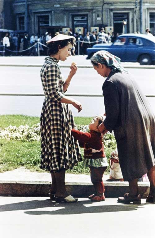 Ảnh hiếm cuộc sống người dân Liên Xô những năm 1960-1