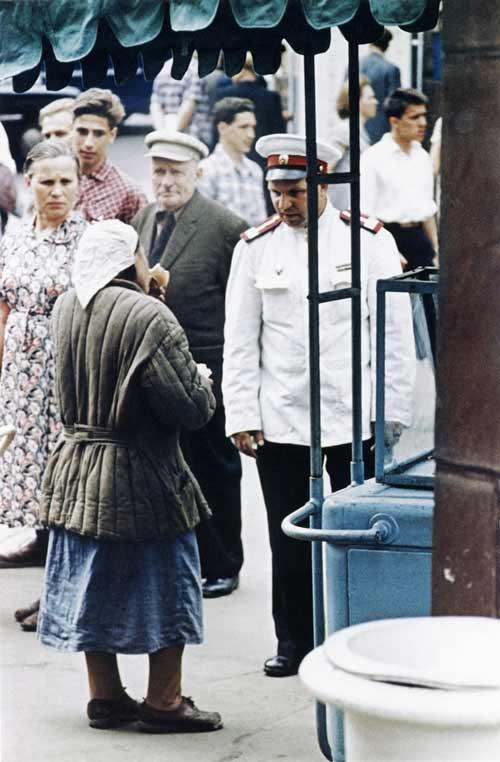 Ảnh hiếm cuộc sống người dân Liên Xô những năm 1960-2